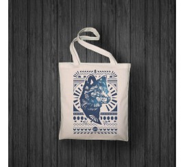 Tote bag - Fox